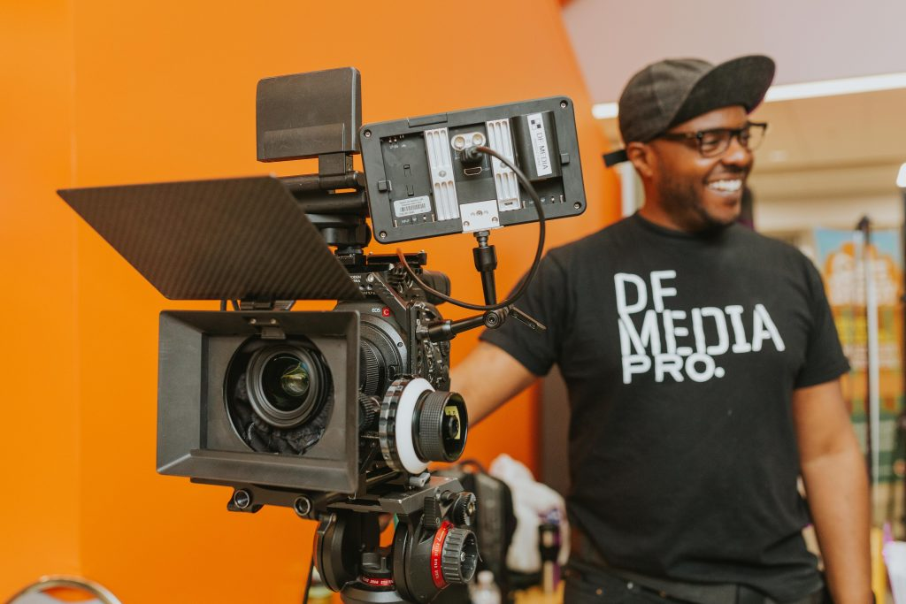DF Media Productions A videographer in Brampton
